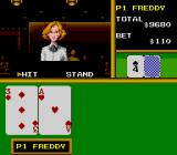 King of Casino TurboGrafx-16 Black Jack