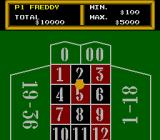 King of Casino TurboGrafx-16 Roulette place your bet