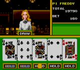 King of Casino TurboGrafx-16 Poker