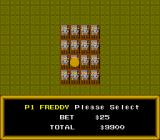 King of Casino TurboGrafx-16 Picking your slot machine