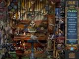 Mystery Case Files: Ravenhearst Macintosh Music Room - objects