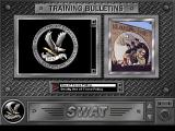 Daryl F. Gates' Police Quest: SWAT DOS Training Bulletins.