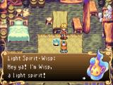 Sword of Mana Game Boy Advance A look at the spirits you can control...