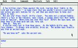 Breakers Atari ST Starting location