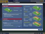 Pro Rugby Manager 2 Windows .. clicking on a facility in either the list or on the plan brings up yet more detail.