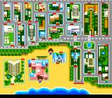 Mahjong on the Beach TurboGrafx CD Navigation