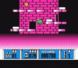 Tower Toppler NES Falling to ground