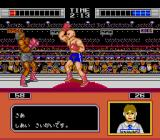 Bullfight: Ring no Hasha TurboGrafx-16 That's got to hurt