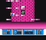 Tower Toppler NES Entering door