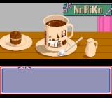 No・Ri・Ko TurboGrafx CD Drinking tea... or coffee?