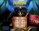 PuppetShow: Souls of the Innocent Macintosh Main menu