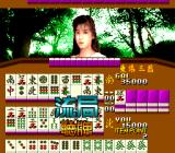Sexy Idol Mahjong TurboGrafx CD Looks like I beat her this time!..