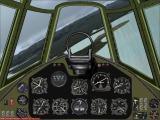Combat Collectors: Second Edition Windows The F6F-5 Hellcat standard cockpit view.