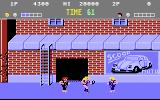 Double Dragon Atari 7800 Watch out for that whip!!