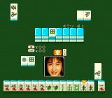 "Sexy Idol Mahjong: Yakyūken no Uta  TurboGrafx CD You can ""summon"" this picture when a combination might be possible"