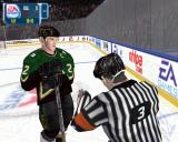 NHL 2001 Windows Complaining to the referee