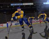 NHL 2001 Windows Sweden enters the ice.