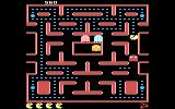 Ms. Pac-Man Atari 7800 Munching on dots...