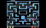 Ms. Pac-Man Atari 7800 You can eat the ghosts when they are blue
