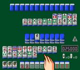 Super Real Mahjong: PII & PIII TurboGrafx CD There is an actual graphical hand that moves the tiles