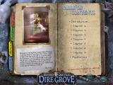 Mystery Case Files: Dire Grove (Collector's Edition) Macintosh Collector's Edition has additional features such as the built in strategy guide