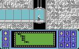 Impossible Mission Commodore 64 Wandering about the corridors