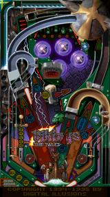 Pinball Illusions DOS The Vikings