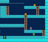Lode Runner: Lost Labyrinth TurboGrafx-16 Stage 1