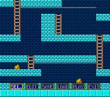 Lode Runner: Lost Labyrinth TurboGrafx-16 Editor