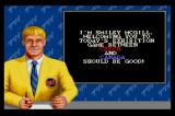 TV Sports: Hockey TurboGrafx-16 Smiley introducing the match