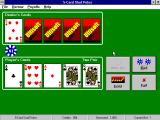 The 5-Card Poker Collection Windows 3.x 5-Card Stud Poker