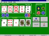 The 5-Card Poker Collection Windows 3.x You Win!