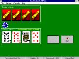 The 5-Card Poker Collection Windows 3.x Fast Action Hold 'Em Poker