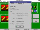 The 5-Card Poker Collection Windows 3.x Help / About: Company screen