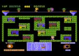 Blueprint Atari 5200 A game in progress