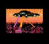 Burning Angels TurboGrafx-16 Intro