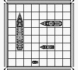Battleship: The Classic Naval Game Game Boy Placing your ships