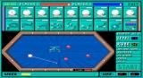 1994Pool+ DOS Game play (table 2).