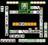 Mahjong Taikai NES Nobunaga doesn't seem to like my hand :)