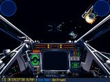 Star Wars: X-Wing (Collector's CD-ROM) Windows One shot, two kills.