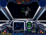Star Wars: X-Wing (Collector's CD-ROM) Windows Observing docking operation.