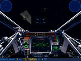 Star Wars: X-Wing (Collector's CD-ROM) Windows Intercepting  enemy fighters.