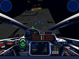 Star Wars: X-Wing (Collector's CD-ROM) Windows Flying practice cource.