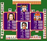 Super Mahjong Taikai TurboGrafx CD Looks like Yang Guifei defeated all the others :)
