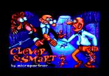 Clever & Smart Amstrad CPC Loading screen