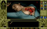 WaxWorks DOS Hearts will refill your life in the graveyard world.