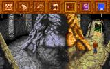 Call of Cthulhu: Shadow of the Comet DOS Interaction interface