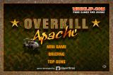 Apache Overkill Browser Main menu