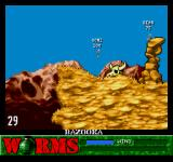 Worms Genesis Flying worm