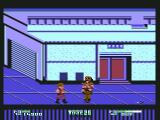Double Dragon II: The Revenge Commodore 64 Stage 1 Boss
